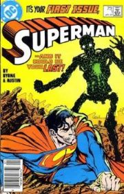 Superman Comics (1987 Series)